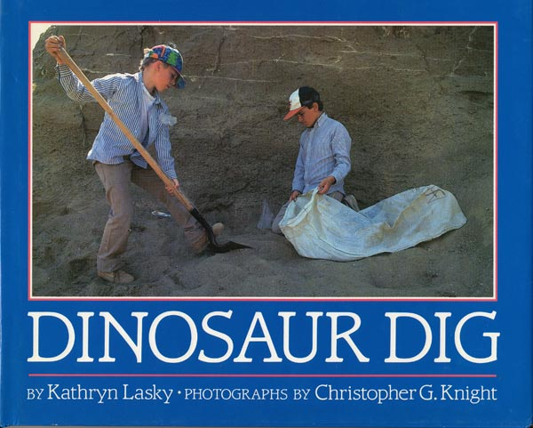Dinosaur Dig Cover