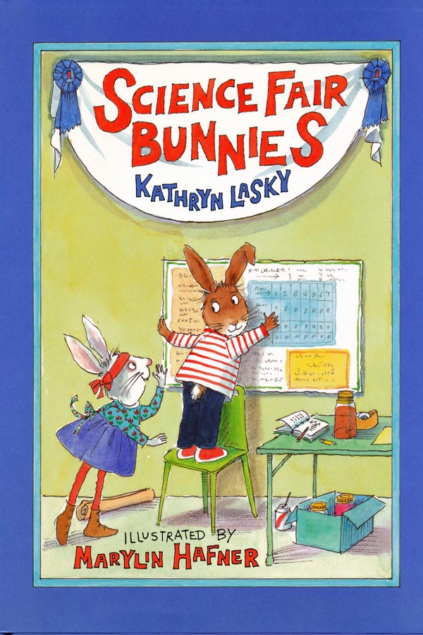 Science Fair Bunnies Cover
