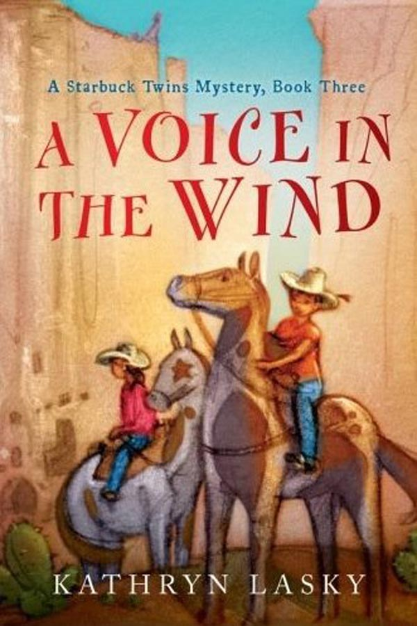 A Voice in the Wind: Cover