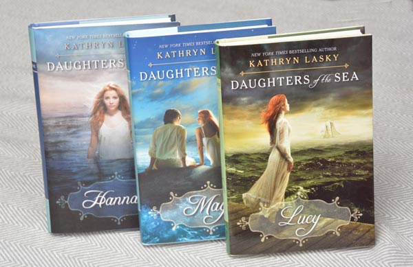 Daughters of the Sea Book Covers
