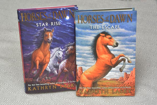 Horses of the Dawn Book Covers
