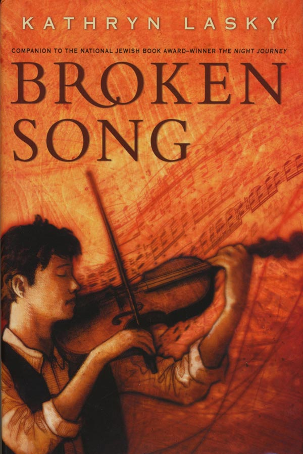 Broken Song Cover