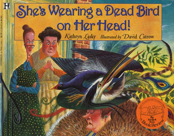 She's Wearing a Dead Bird on Her Head! Cover