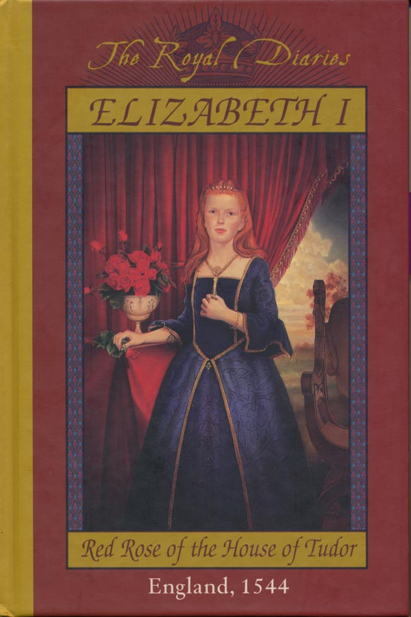 Elizabeth I: Red Rose of the House of Tudor, England 1544