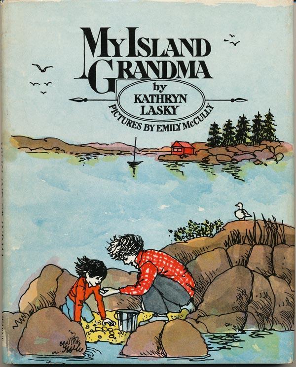 My Island Grandma: Cover