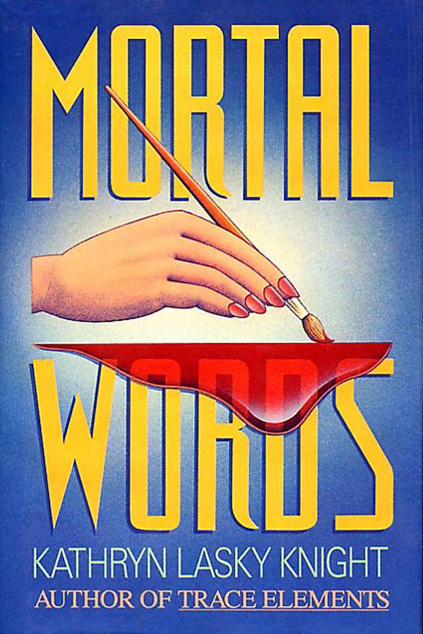Mortal Words Cover