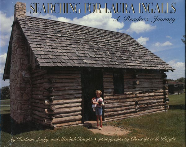 Searching for Laura Ingalls Cover