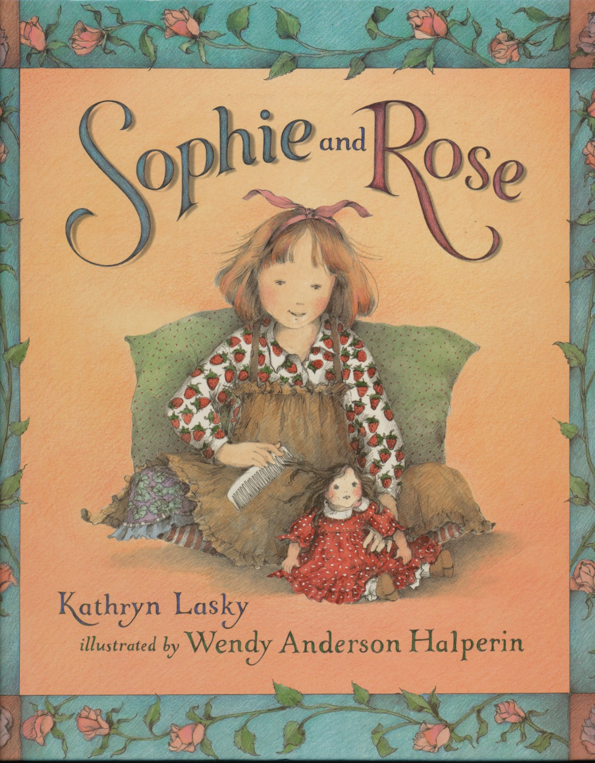Sophie and Rose Cover