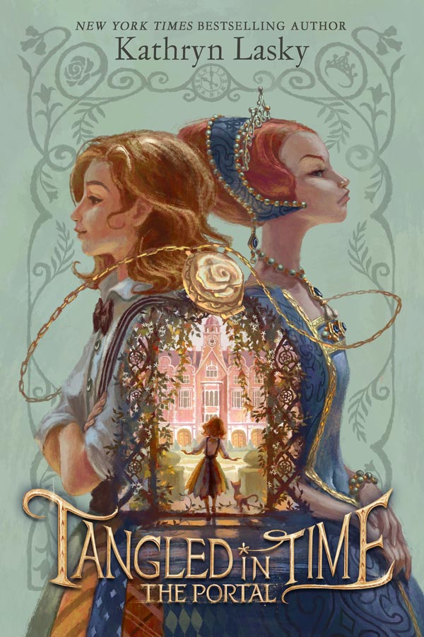 Tangled in Time Book Covers
