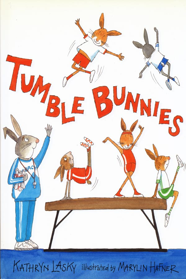 Tumble Bunnies Cover