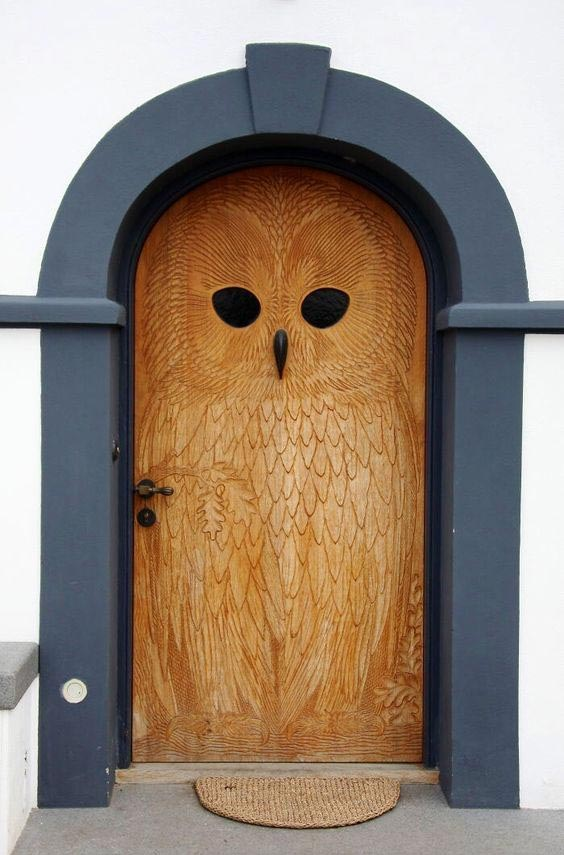 I want this door!