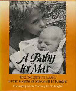 A Baby for Max Cover