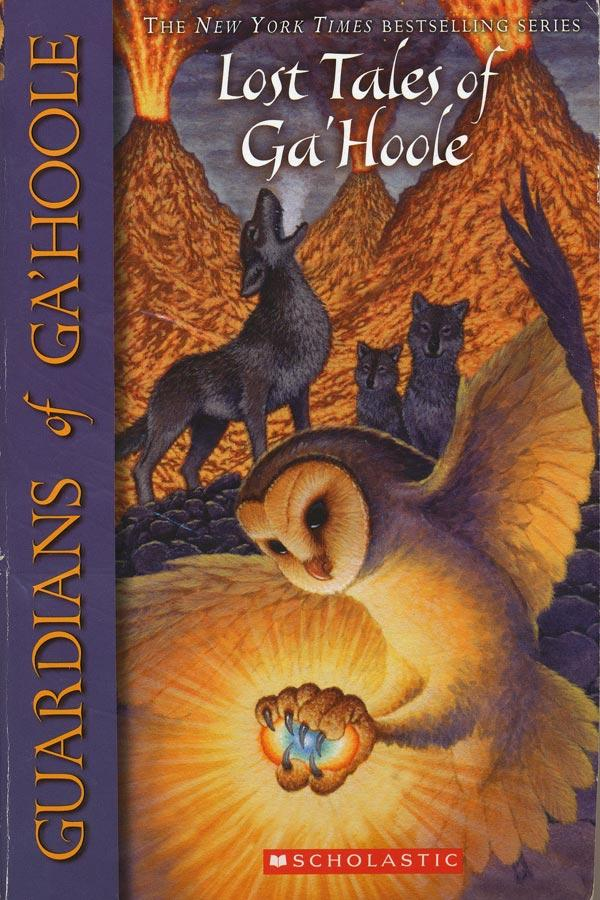Lost Tales of Ga'Hoole: Guided by the Knower Cover