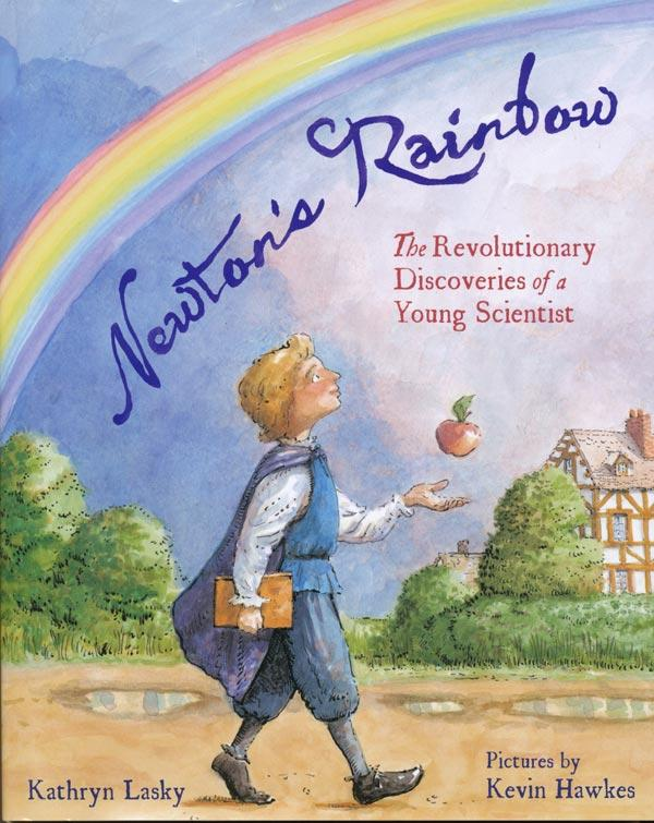 Newton's Rainbow Cover