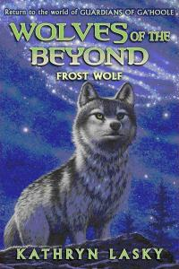 Frost Wolf Cover