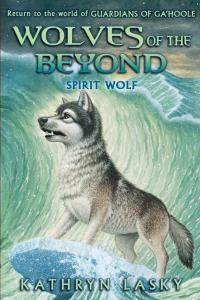 Spirit Wolf Cover