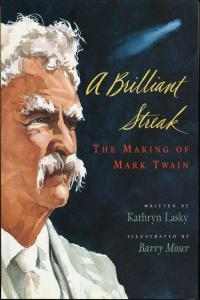 A Brilliant Streak: The Making of Mark Twain Cover