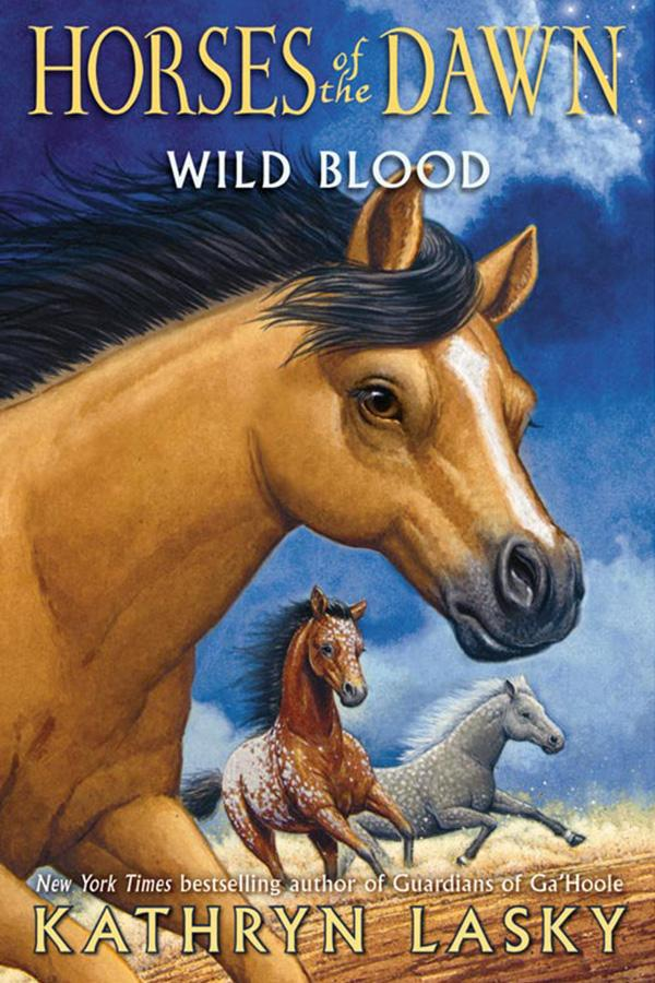Horses of the Dawn: Wild Blood Cover