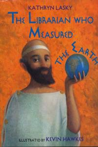 The Librarian Who Measured the Earth Cover