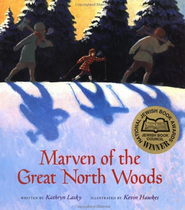 Marven of the Great North Woods Cover