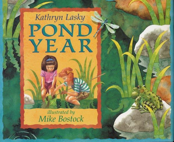 Pond Year Cover
