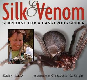 Silk & Venom, Searching for a Dangerous Spider Cover