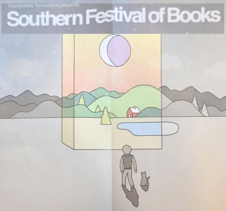 I will be appearing at the Southern Book Festival in Nashville